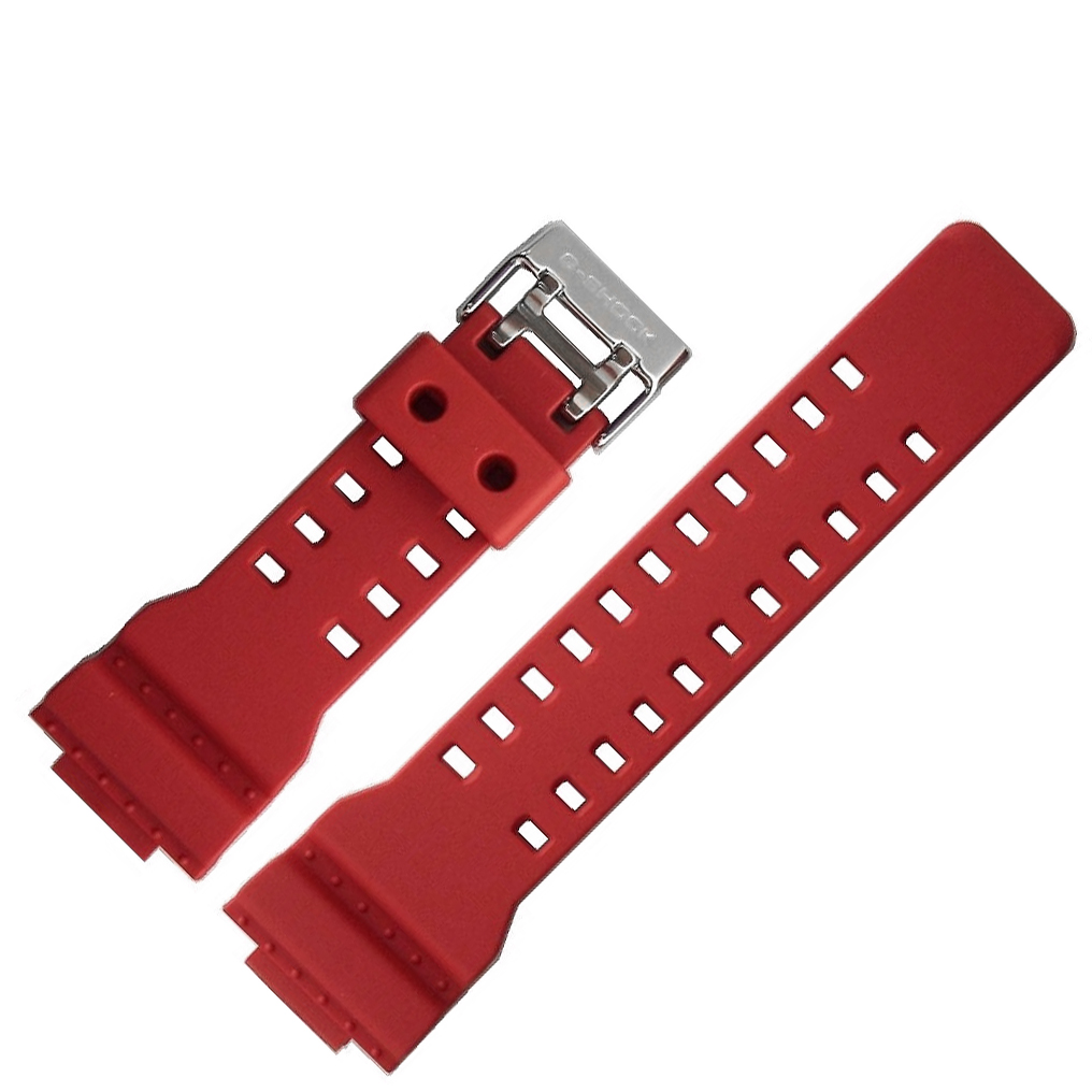 Casio 10395226 - pasek do zegarka męski
