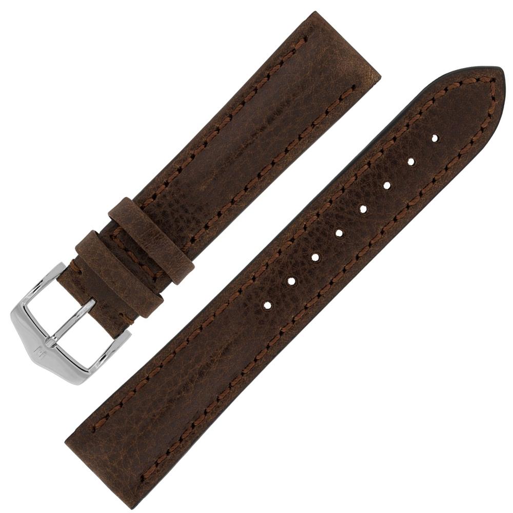 Hirsch 04902010-2-20 - pasek do zegarka męski