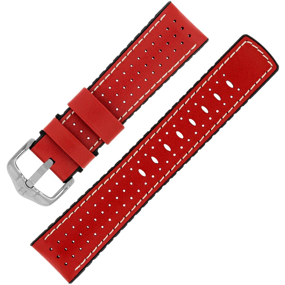 Hirsch 0915075020-2-22 - pasek do zegarka męski