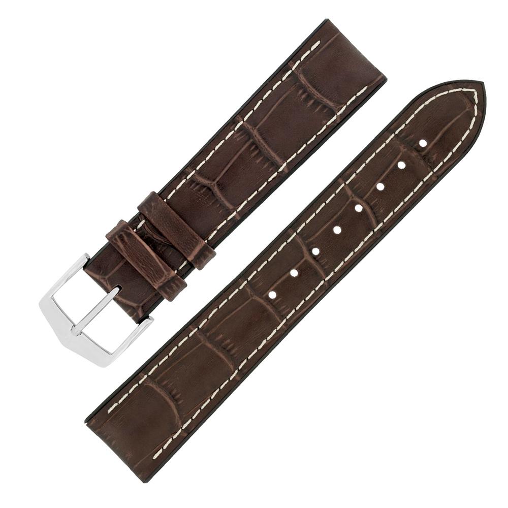 Hirsch 0925028010-2-22 - pasek do zegarka męski