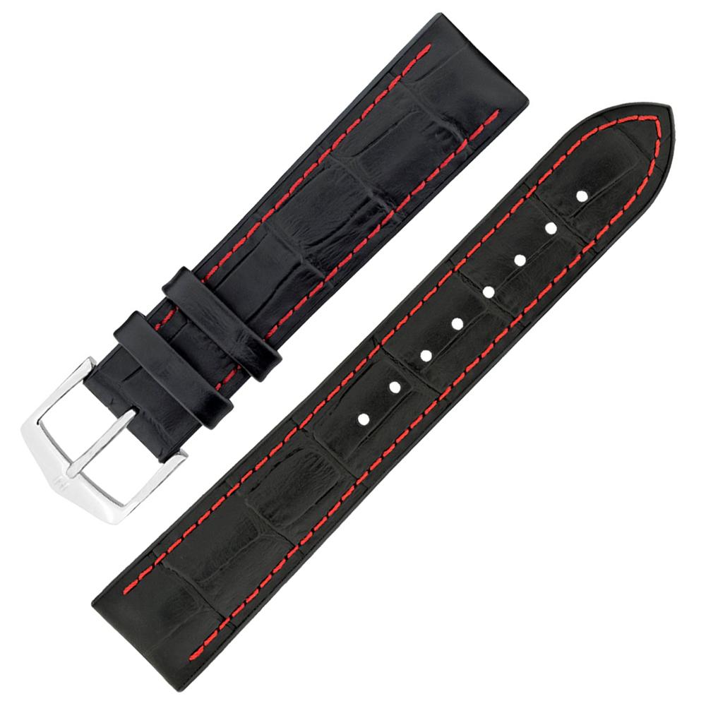 Hirsch 0925128052-2-22 - pasek do zegarka męski