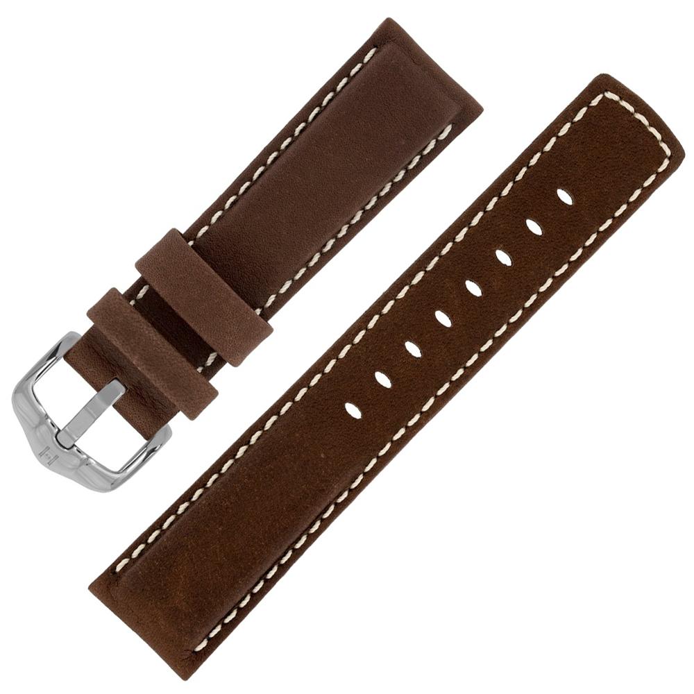 Hirsch 14502110-2-20 - pasek do zegarka męski