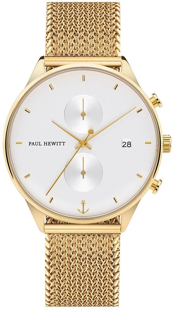 Paul Hewitt PH-C-G-W-50S - zegarek męski