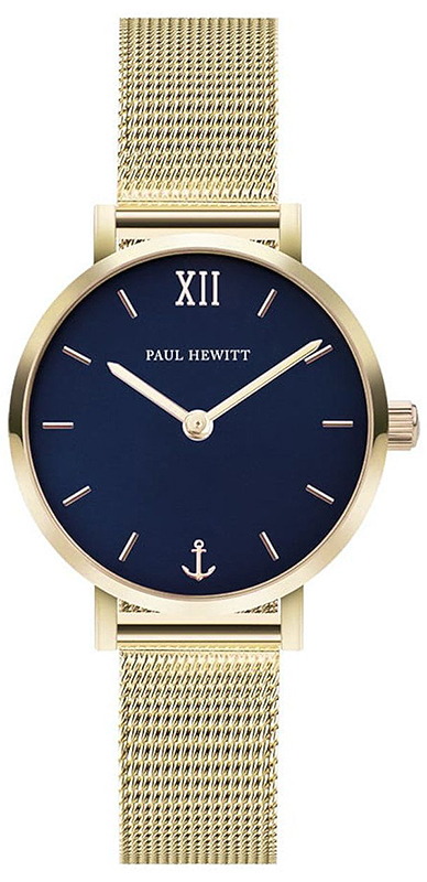 Paul Hewitt PH-SA-G-XS-B-45S - zegarek damski