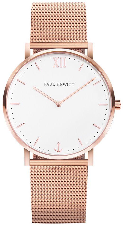 Paul Hewitt PH-SA-R-SM-W-4M - zegarek damski