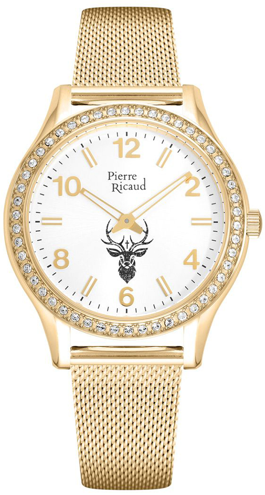 Pierre Ricaud P21068.1153QZRE - zegarek damski