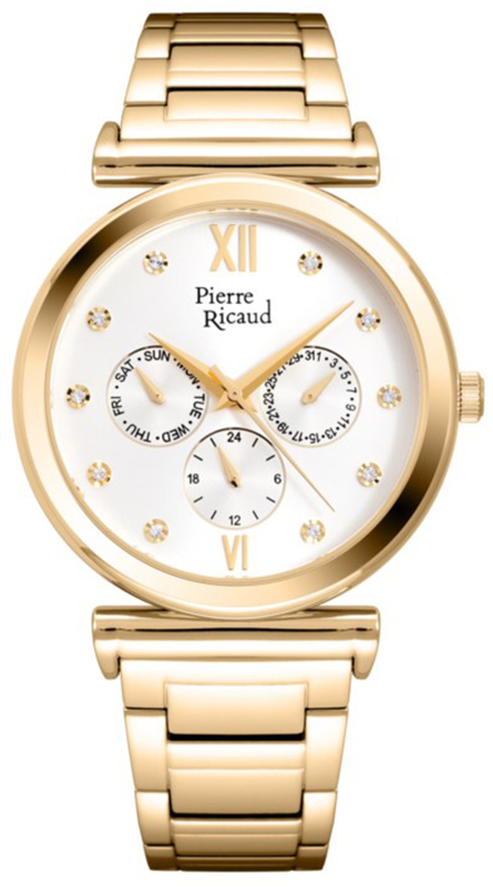 Pierre Ricaud P22007.1163QFZ - zegarek damski