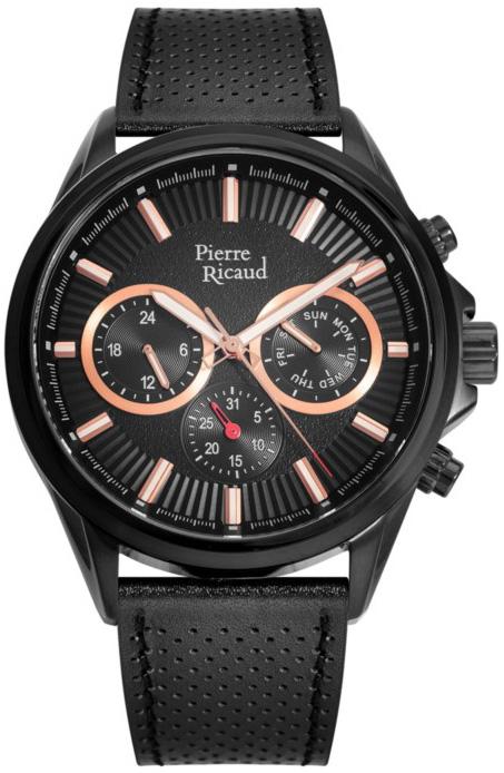 Pierre Ricaud P60030.B2R4QF - zegarek męski