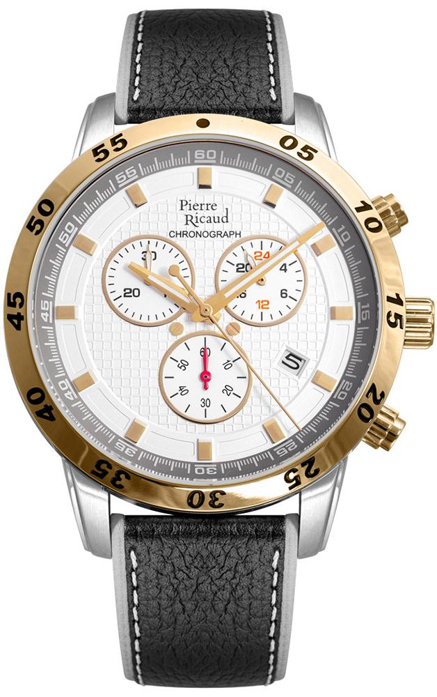 Pierre Ricaud P60033.2213CH - zegarek męski
