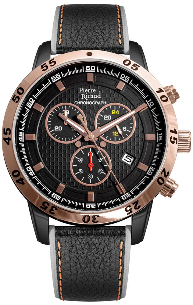 Pierre Ricaud P60033.K214CH - zegarek męski