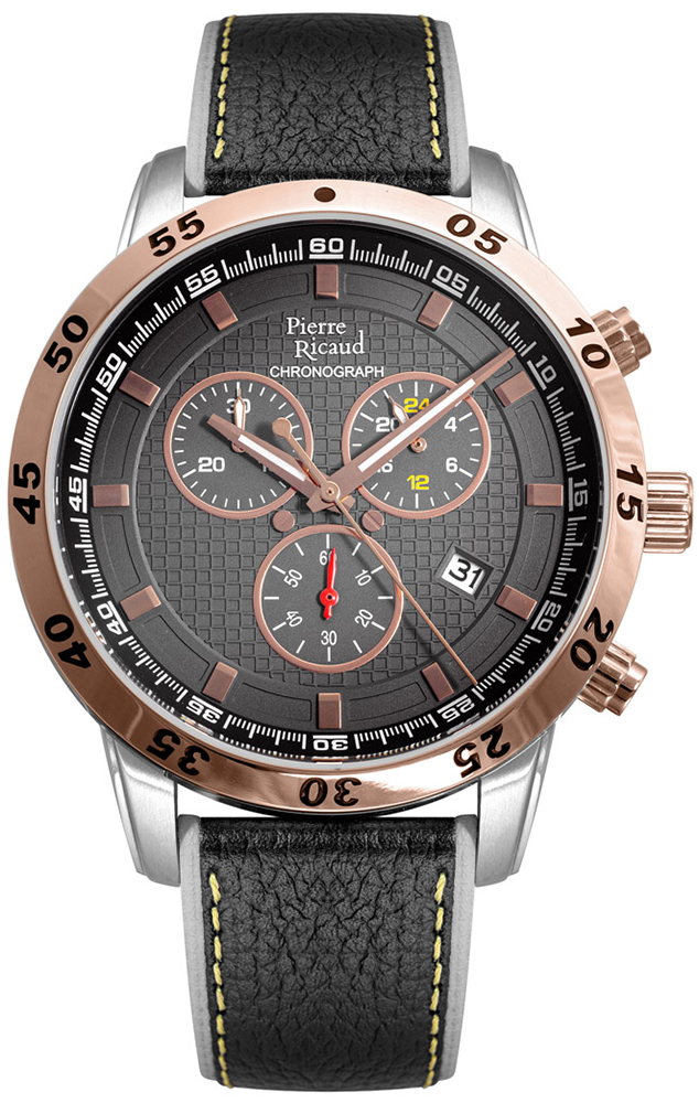 Pierre Ricaud P60033.R217CH - zegarek męski