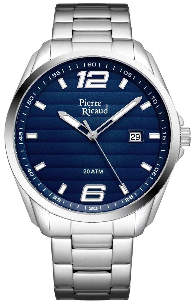 Pierre Ricaud P91072.5155Q - zegarek męski