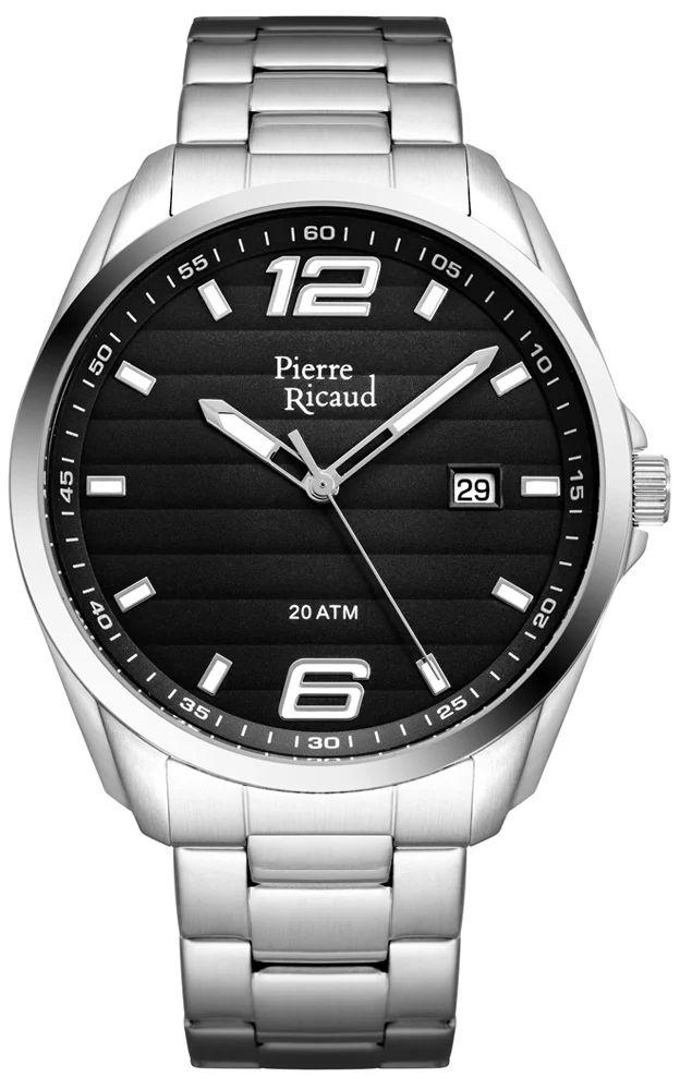 Pierre Ricaud P91072.5156Q - zegarek męski