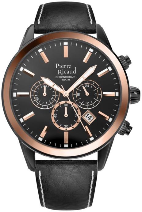 Pierre Ricaud P97010.K2R4CH - zegarek męski