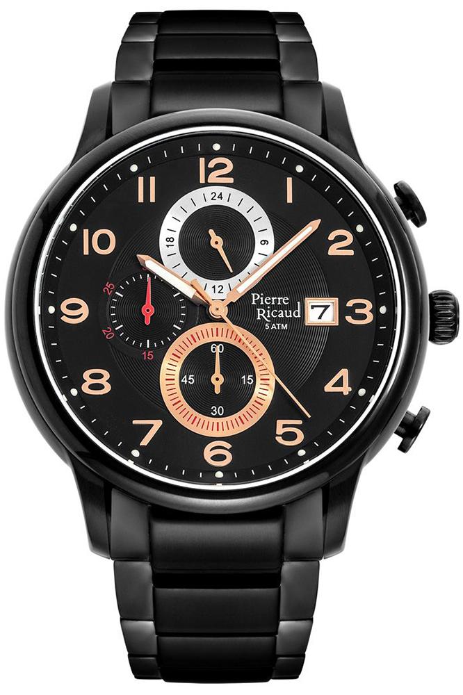 Pierre Ricaud P97017.B1R4CH - zegarek męski
