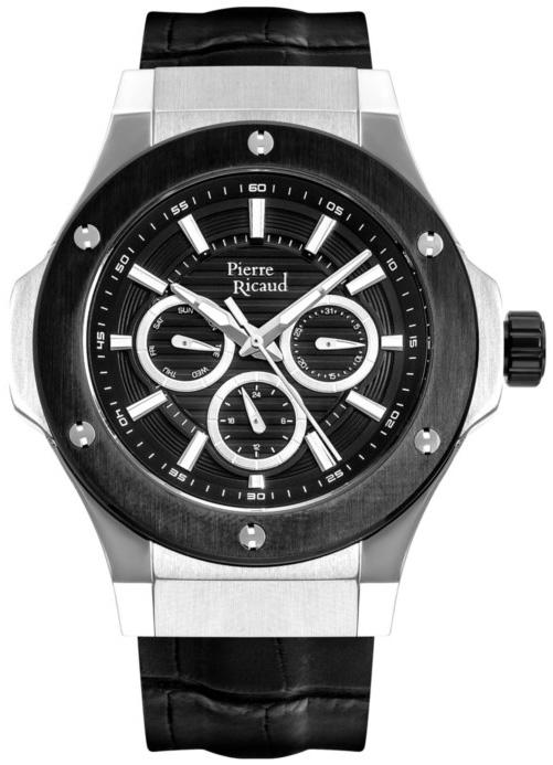 Pierre Ricaud P97036.Y214QF - zegarek męski