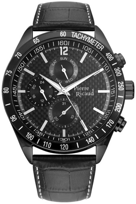 Pierre Ricaud P97224.B254QF - zegarek męski