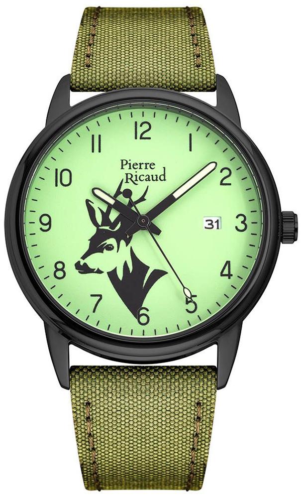 Pierre Ricaud P97234.B82OROQ - zegarek męski