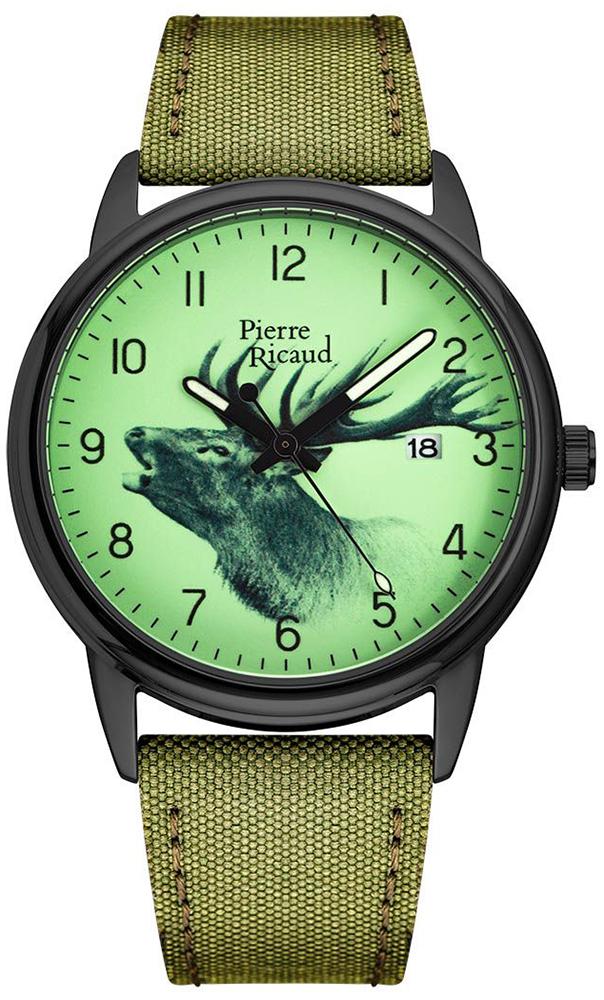 Pierre Ricaud P97234.B82ORRQ - zegarek męski