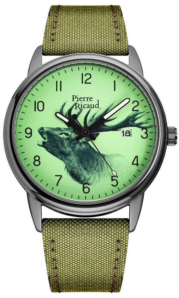 Pierre Ricaud P97234.S82ORRQ - zegarek męski