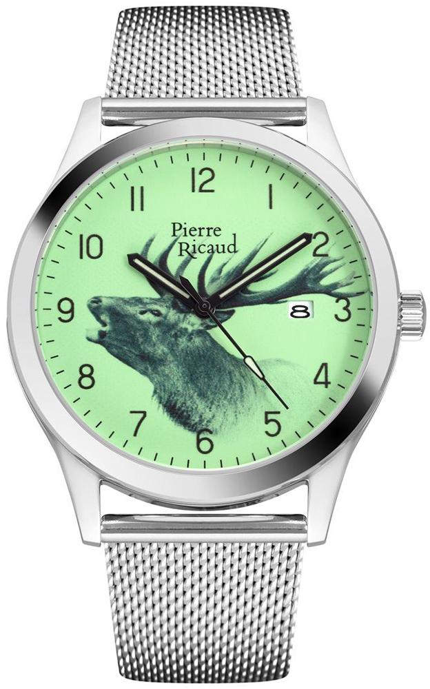 Pierre Ricaud P97240.512ORRQ - zegarek męski