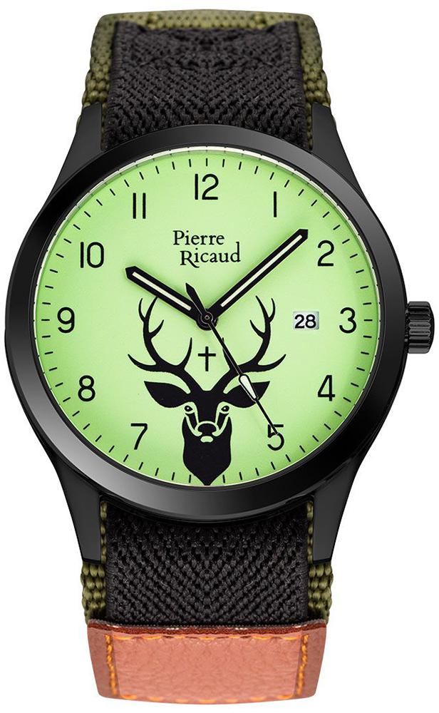 Pierre Ricaud P97240.B82OREQ - zegarek męski
