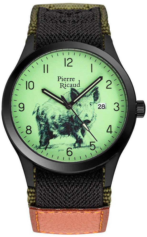 Pierre Ricaud P97240.B82OWNQ - zegarek męski