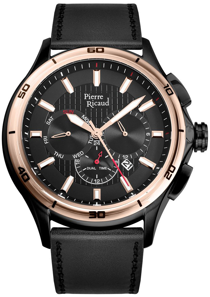 Pierre Ricaud P97260.K214QF - zegarek męski