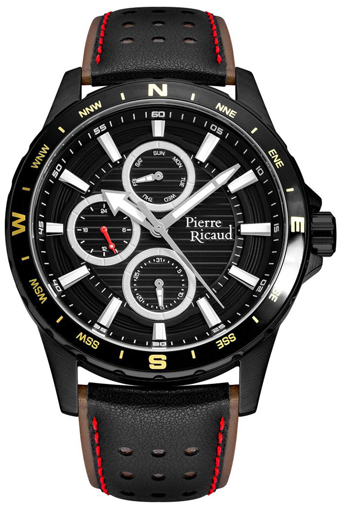 Pierre Ricaud P97264.B214QF - zegarek męski