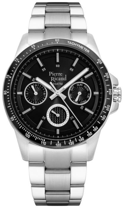 Pierre Ricaud P97266.Y114QF - zegarek męski