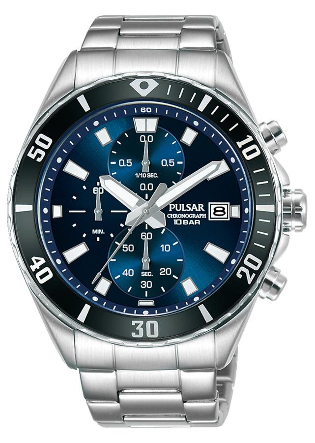 Pulsar PM3187X1 - zegarek męski
