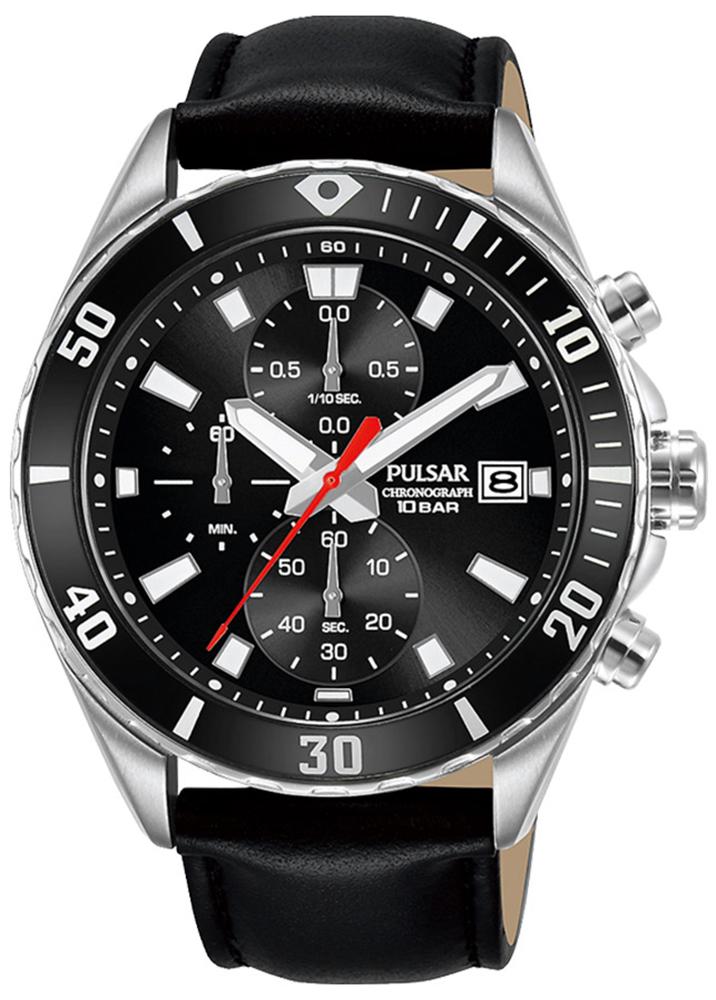 Pulsar PM3197X1 - zegarek męski