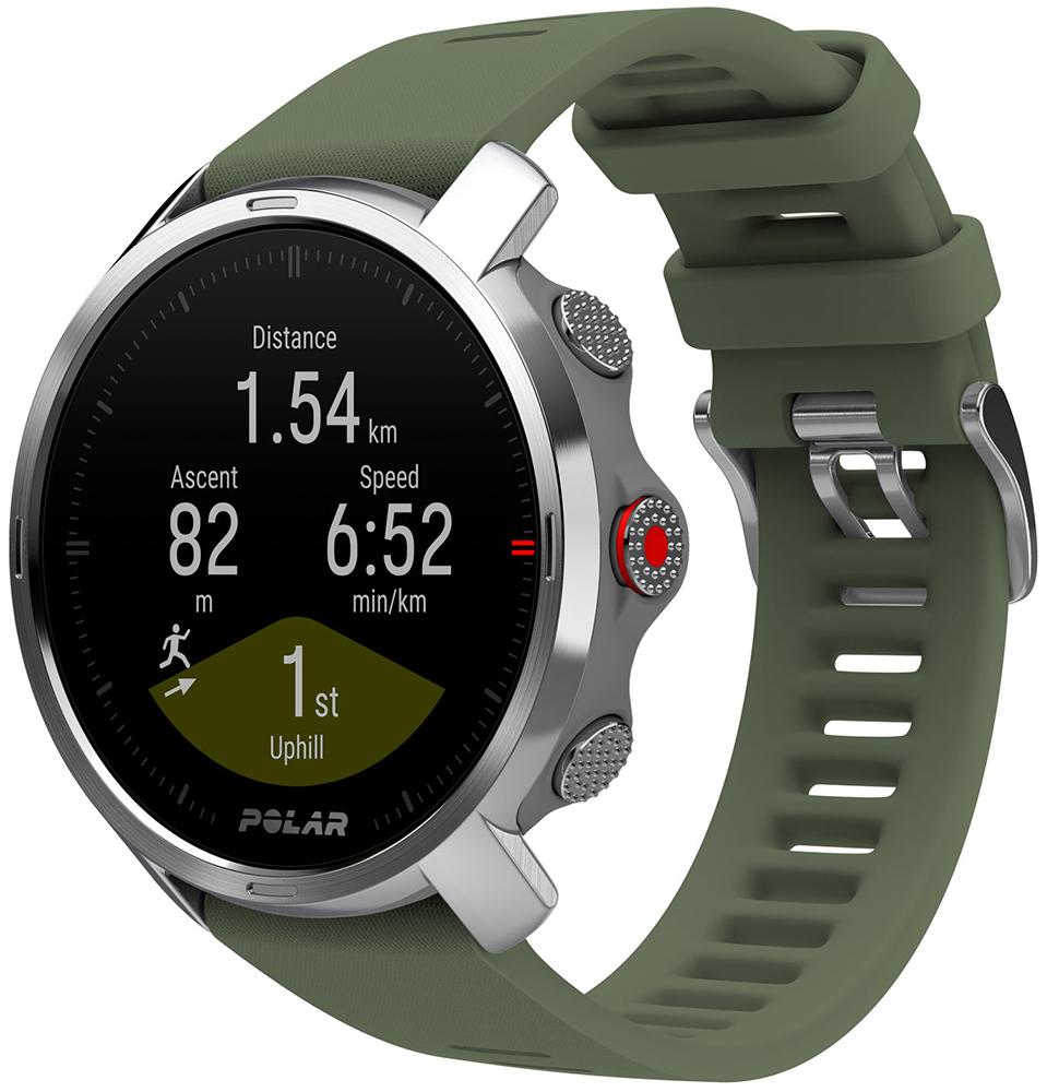 Polar GRIT X GRN - zegarek męski
