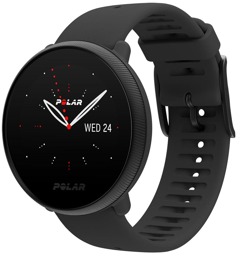 Polar IGNITE 2 BLACK - zegarek damski