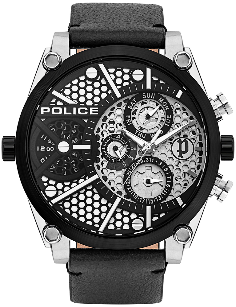 Police PL.15381JSTB-04A - zegarek męski