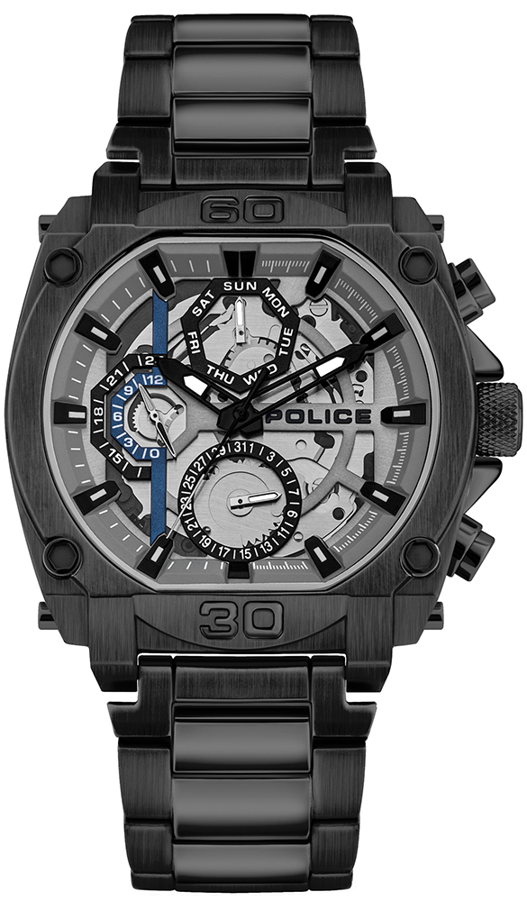 Police PL.15472JSB-13M - zegarek męski
