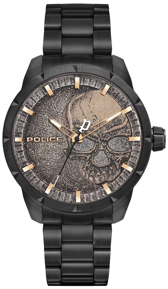 Police PL.15715JSB-02M - zegarek męski