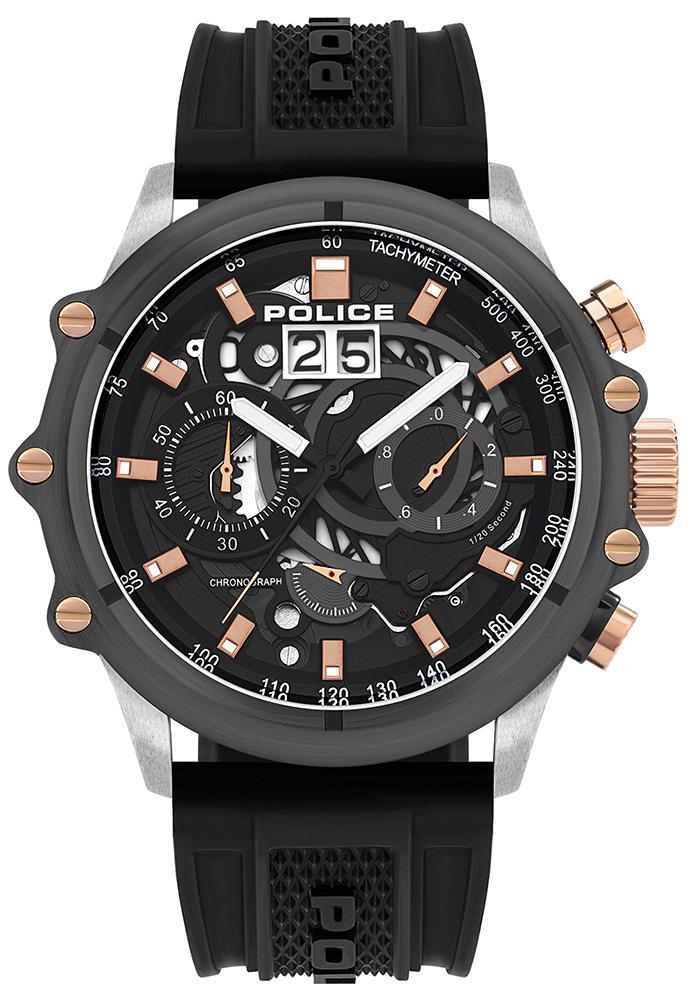 Police PL.16018JSTU-13P - zegarek męski