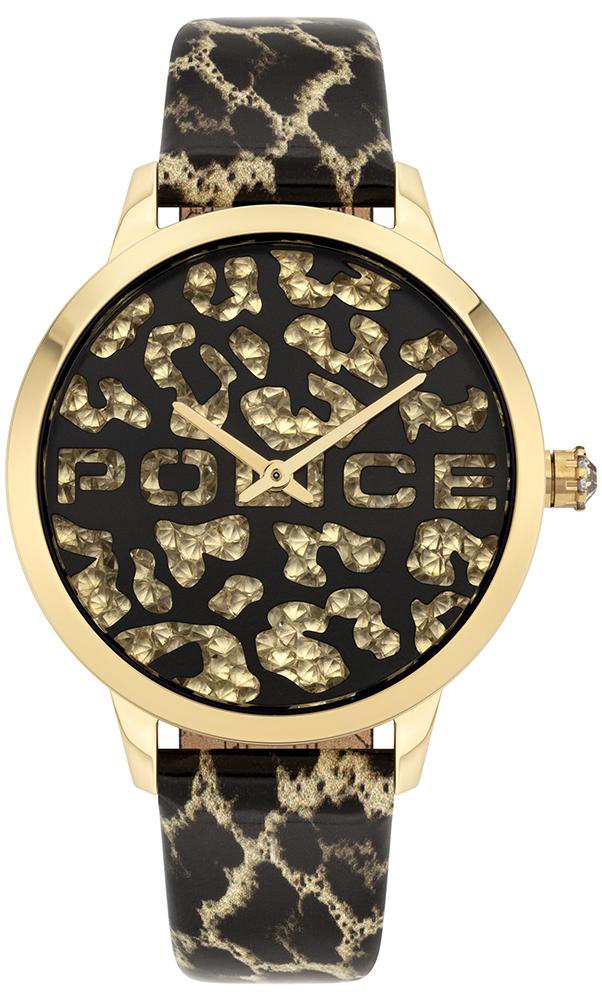 Police PL.16028MSG-02 - zegarek damski