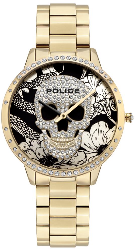Police PL.16067MSG-02M - zegarek damski