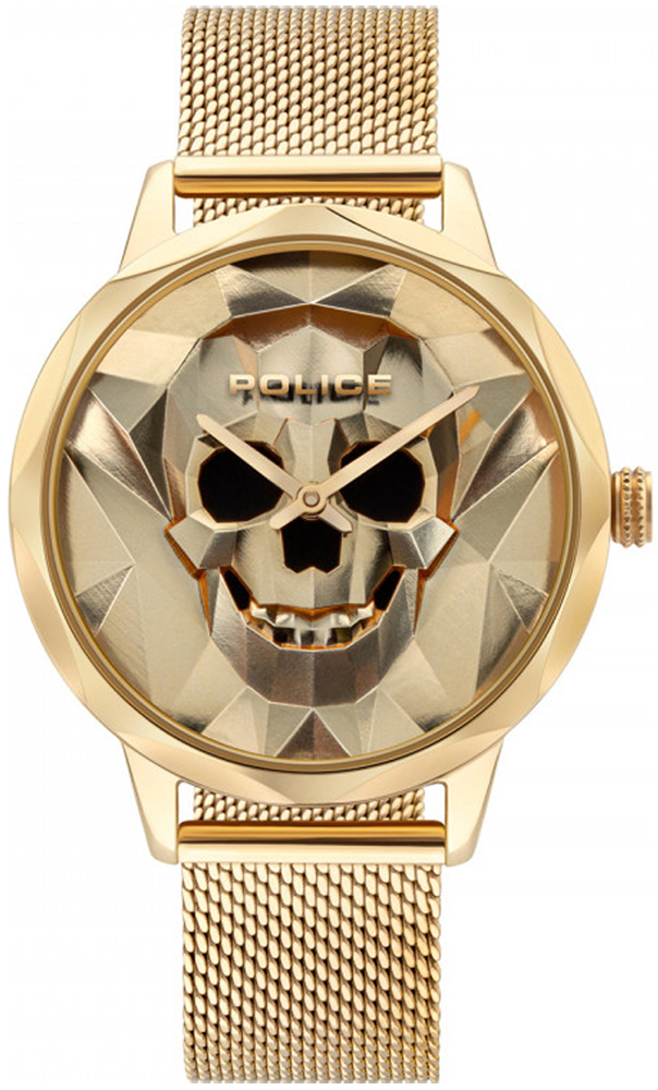 Police PL.16074MSG-22MM - zegarek damski