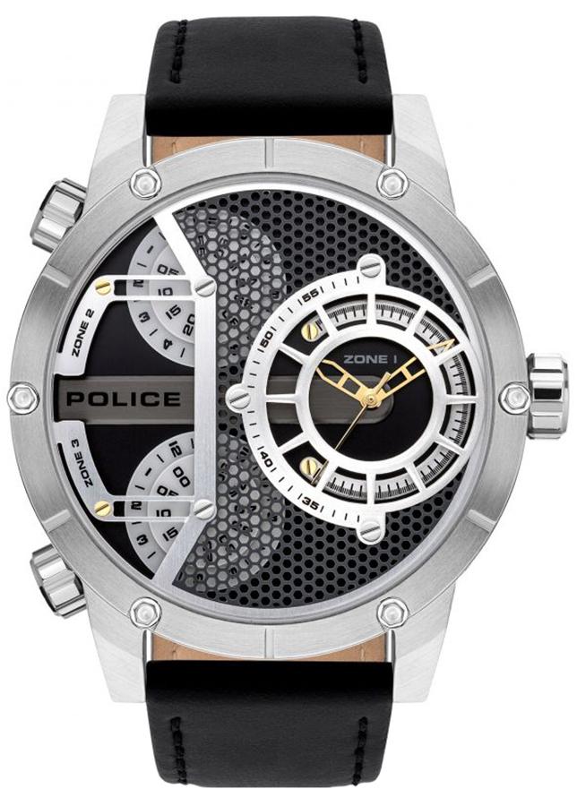 Police PL.PEWJA2118101 - zegarek męski