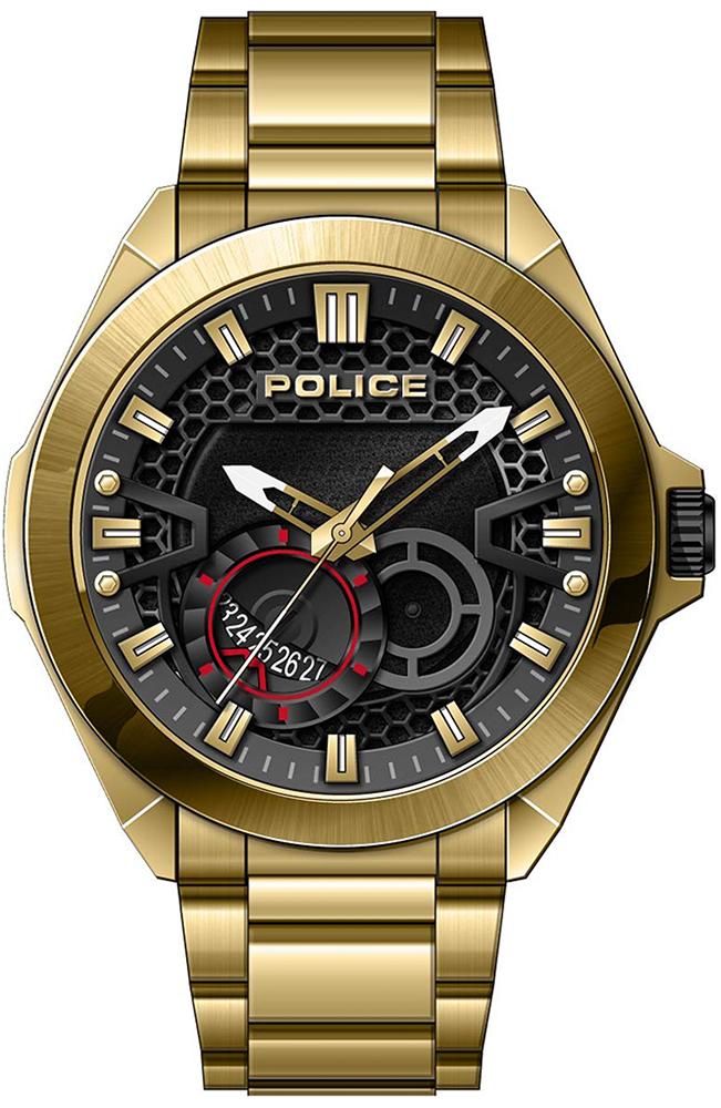 Police PL.PEWJH2110302 - zegarek męski
