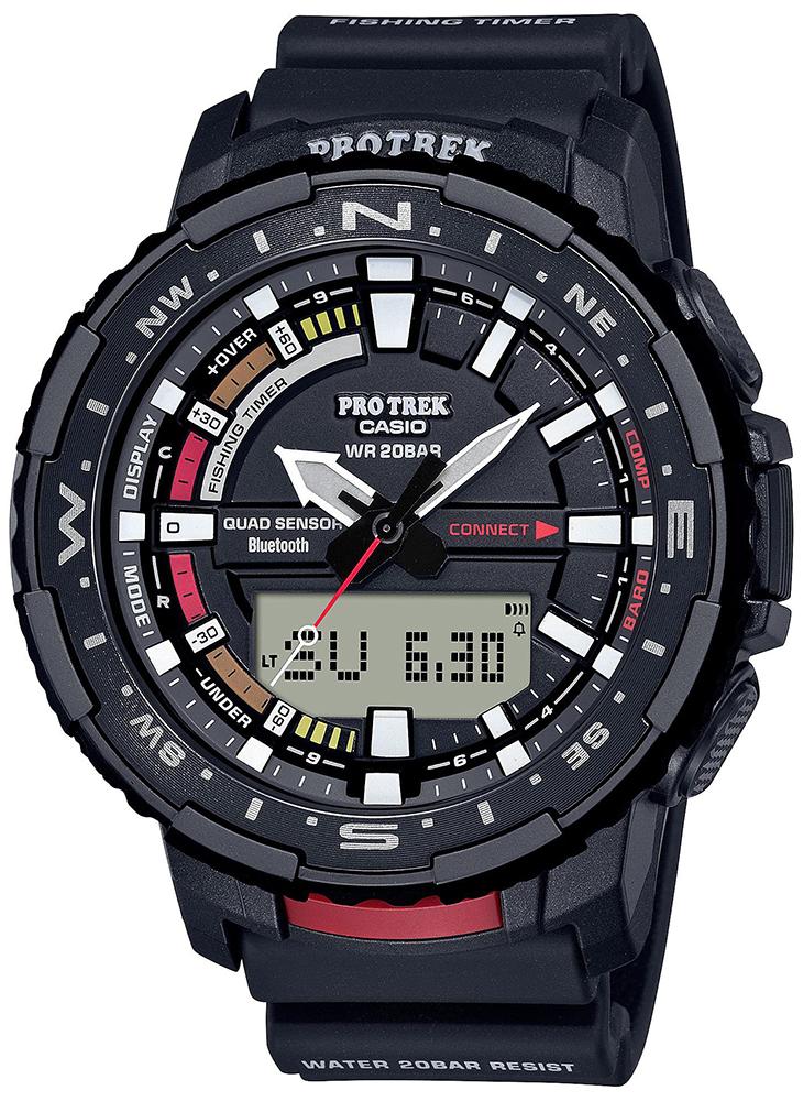 Casio ProTrek PRT-B70-1ER - zegarek męski