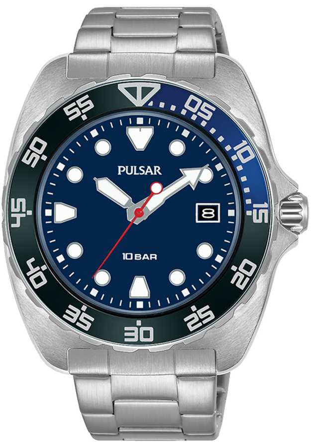 Pulsar PS9673X1 - zegarek męski
