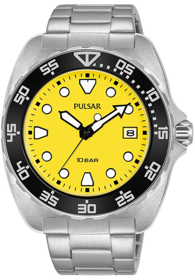 Pulsar PS9675X1 - zegarek męski