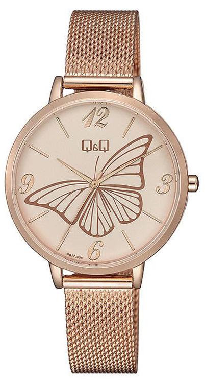 QQ QB57-005 - zegarek damski