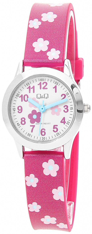 QQ QC29-324 - zegarek dla dziewczynki