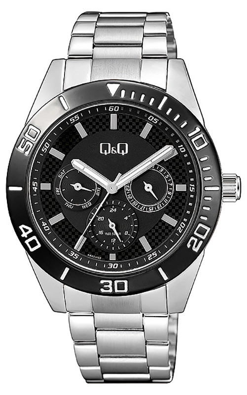 QQ AA42-402 - zegarek męski