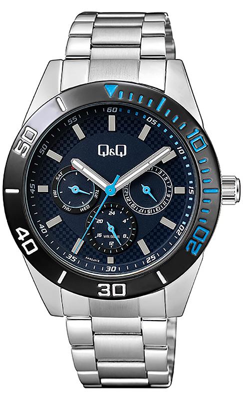 QQ AA42-412 - zegarek męski